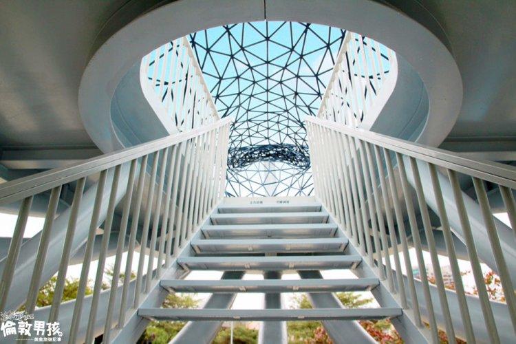 台南新熱門打卡景點「大魚的祝福」,安平海濱歷史公園環境裝置藝術