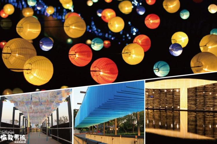 搶先看 2019 年「月津港燈節」,台南鹽水最夢幻的年度盛會