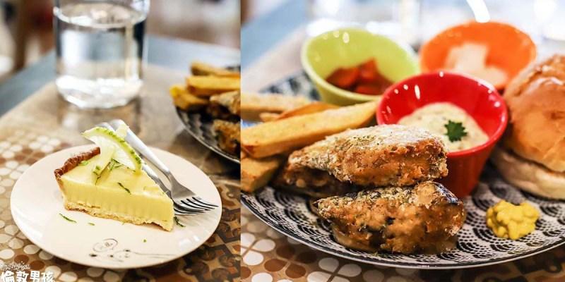 台南文青早午餐推薦!「圓頭咖啡」寵物友善空間、台式風味餐點~