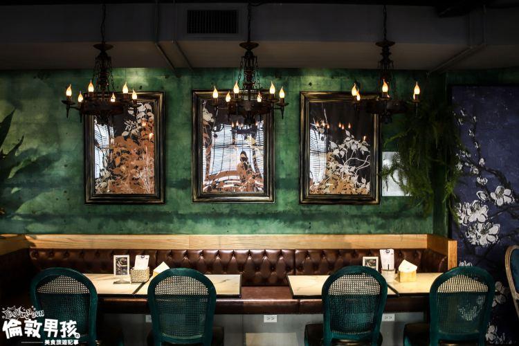 網美必去-奢華森林系餐廳,西式、港點大搜羅!