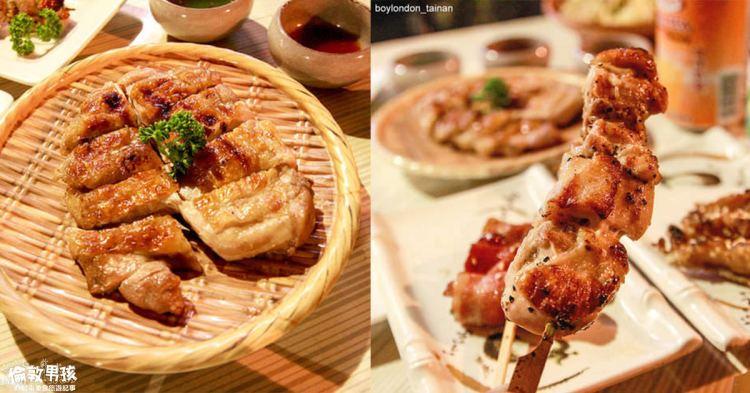 台南宵夜推薦!泰式風味的串燒,特調三醬燒烤新滋味~「泰式幽靈串燒」