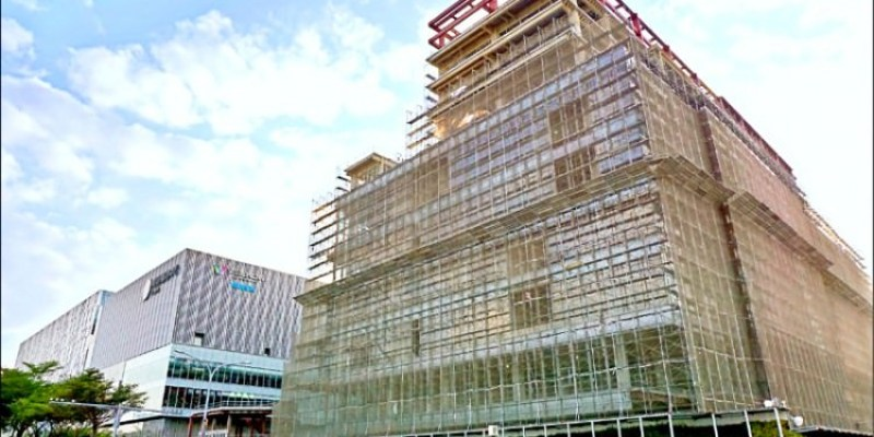 南紡購物中心二期預計2020年年底開幕~將成為台南佔地最廣的購物商城!
