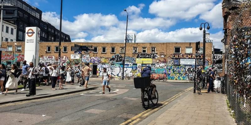 說好的旅行呢?倫敦男孩的倫敦之旅(上),熱門和秘密景點一次搜羅!