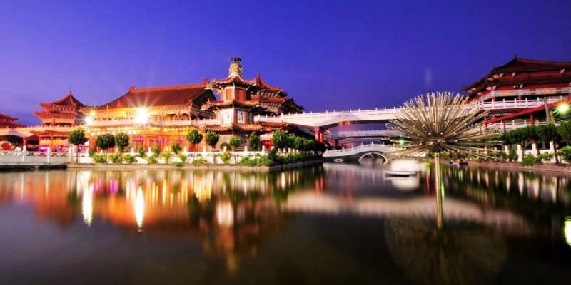 全台首創2020除夕守歲跨年晚會在台南!鹿耳門聖母廟新春系列活動看這裏~
