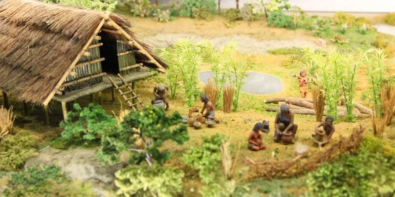 台南景點推薦-台灣史前文化博物館「南科考古館」,走進歷史5000年,認識最原始、最在地的台灣!