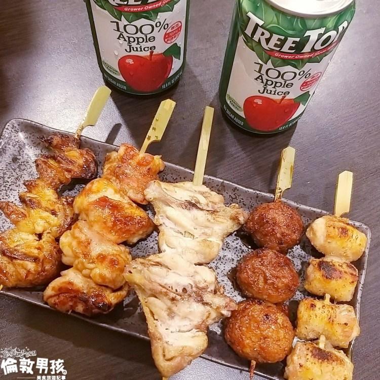 台南永康日式燒烤推薦!從夜市起家的「一本燒」串燒、燒肉、咖哩飯~