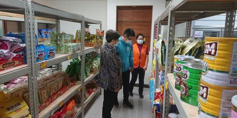 台南第三間「實物愛心銀行」在新營開幕,捐贈民生物資幫助社會弱勢~