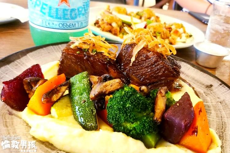 台南美式餐酒館「共嚐美式料理坊」,加州主廚的道地異國美食~
