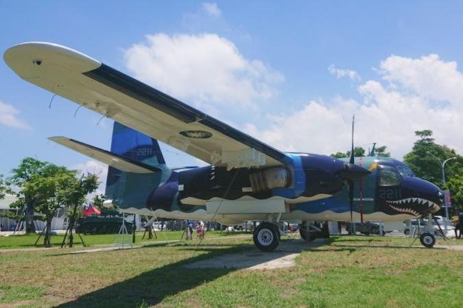 台南安平新景點-S-2T 鯊魚機「德陽艦園區」登場!親子旅遊、軍事迷別錯過~