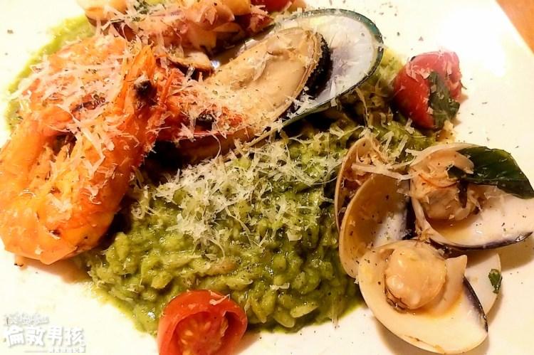 台南老宅裏的異國料理餐廳-「義起」義大利麵、羅馬披薩!