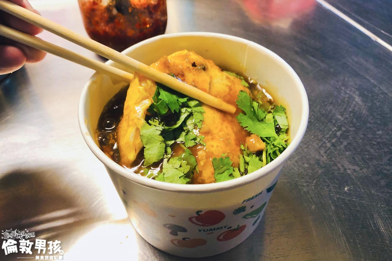 台南古早味煎粿,藏身大灣黃昏市場的必吃美食「大灣李煎粿」!