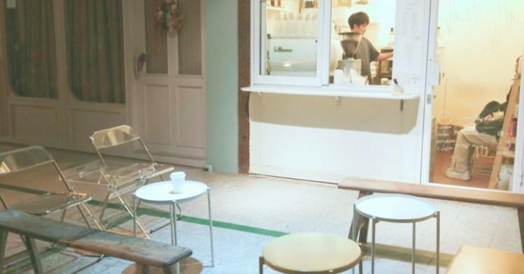 台南巷口咖啡館,咖啡拉花達人的「睿咖啡Barista Ray」~