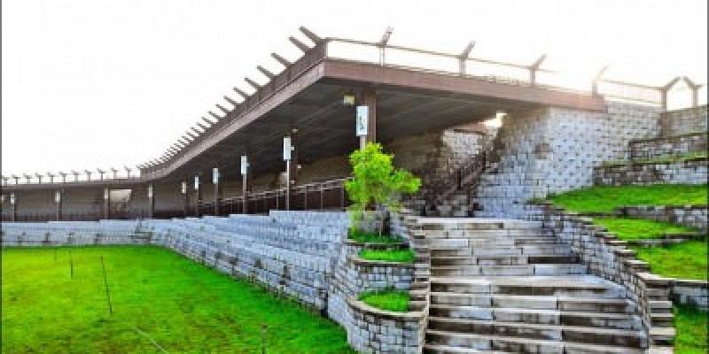 台南二寮日出雲海 南部最有名日出取景聖地 夏天西北雨季常出大景 觀景平台正式開放