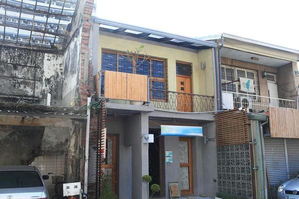 台南中西區「米寓」咖啡、輕食、早午餐