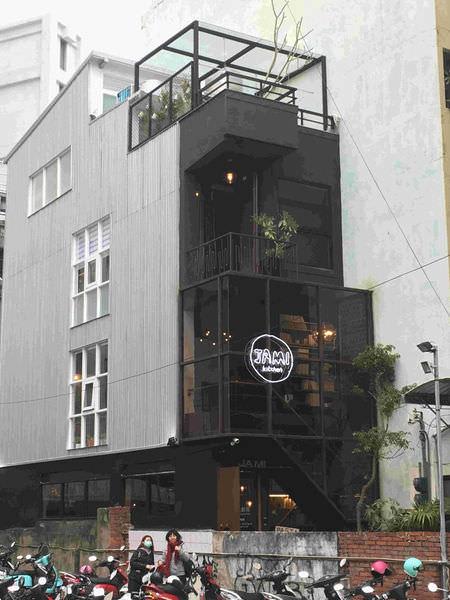 台南中西區「沾米廚房 Jami kitchen」神秘千層在內文!