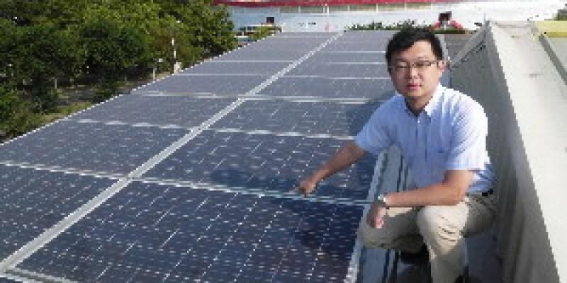 家裝太陽能設備 成本六十萬9年回收