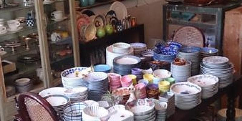 餐桌上的鹿早。。。生活食器 & 鹿早五金小賣所