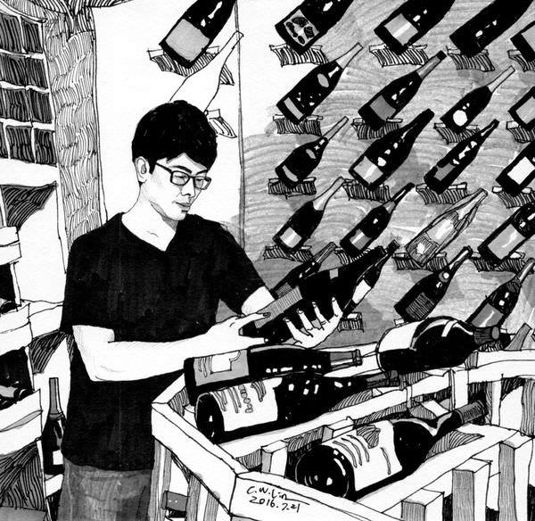 台南‧中西區 酒識私藏 Wine Garage 酒窖出租|品酒會|品酒課程|葡萄酒販售團購