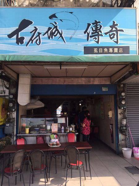 台南安南區「古府城傳奇」虱目魚專賣店,每天現殺現送!