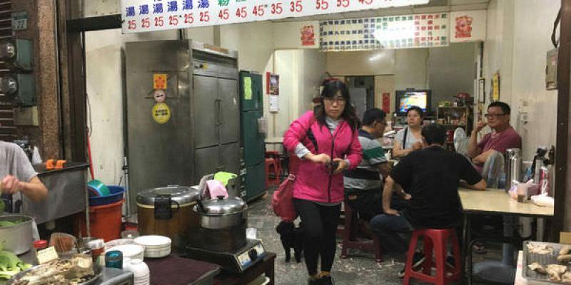 台南「陳記意麵魯味」古早味汕頭意麵~炒飯、水餃、榨菜肉絲麵