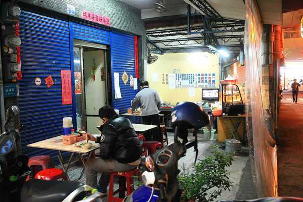 台南北區-公園路900巷【無名麵店】