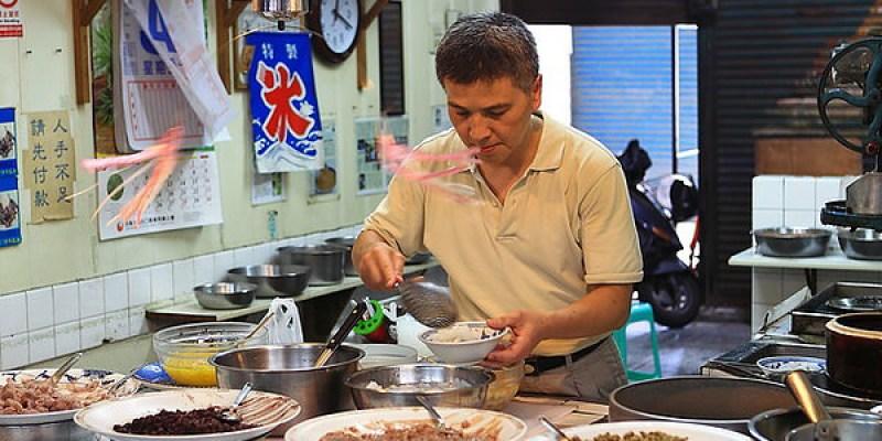 台南 90 年冰店「江水號」-府城第一冰品名店,八寶冰、芋頭天下無敵!
