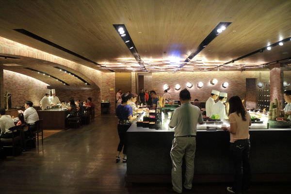 台南‧中西區 台南晶英酒店 Robins 牛排鐵板燒全面升級 ~ 365海倉庫計畫 元氣家無毒有機農作 美味可口法式甜點