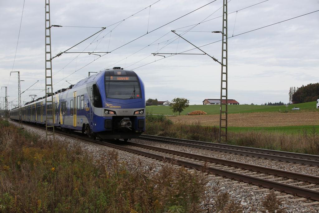 Fahrplan Meridian Bad Aibling Rosenheim