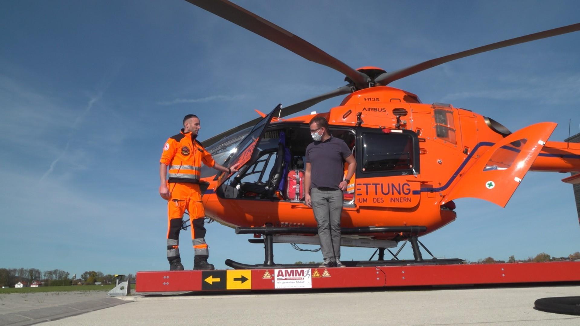 sur YT:  L'équipe de Christoph 17: des sauveteurs dans les montagnes de l'Allgäu  infos