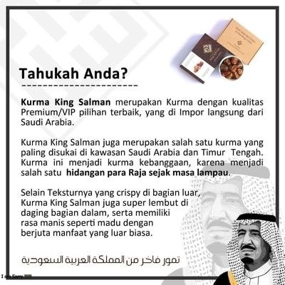 Jual Kurma King Salman