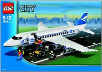Lego Airplane 7893