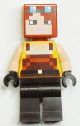 Minecraft Blacksmith Brickset: LEGO set guide and database