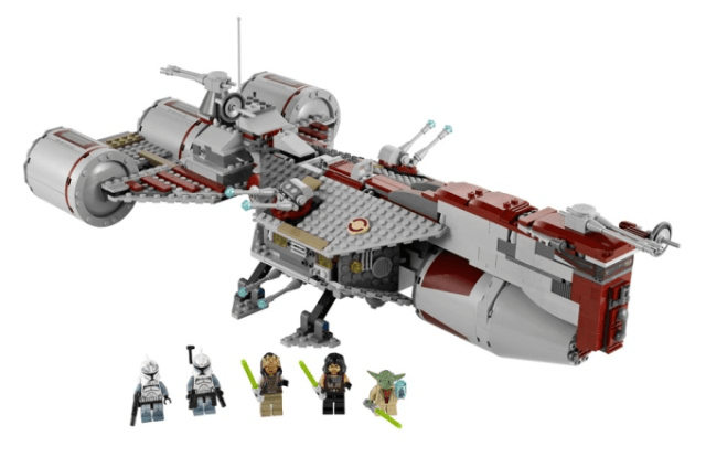 Bricklink Set 7964 1 Lego Republic Frigate Star Wars