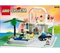 LEGO Poolside Paradise Set 6416 | Brick Owl - LEGO Marketplace