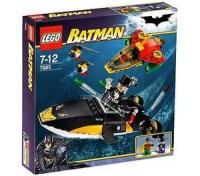 LEGO Robin's Scuba Jet: Attack of The Penguin Set 7885 ...