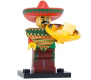 LEGO Taco Tuesday Guy Set 71004-12