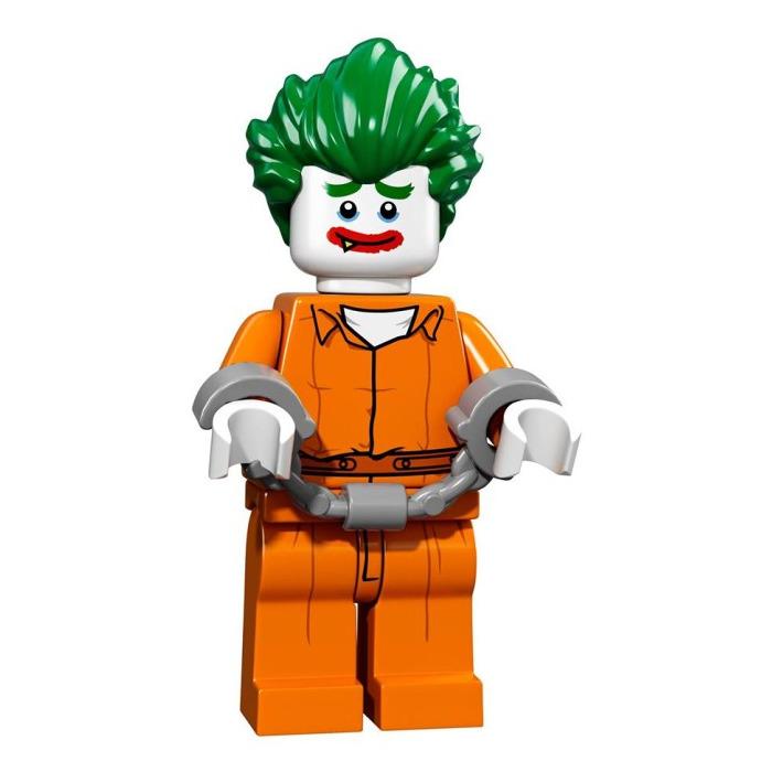 LEGO Arkham Asylum Joker Set 71017 8 Brick Owl LEGO