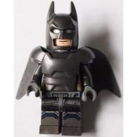 LEGO Batman Armored Minifigure with Cape | Brick Owl ...