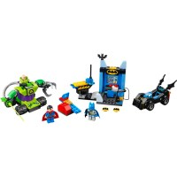 LEGO Batman & Superman vs. Lex Luthor Set 10724 | Brick ...