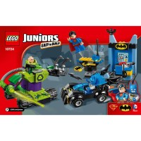 LEGO Batman & Superman vs. Lex Luthor Set 10724 ...