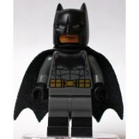 LEGO Batman with large Batlogo and Stretchy Cape ...
