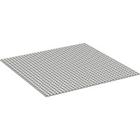 LEGO Dark Gray Baseplate 32 x 32 Comes In