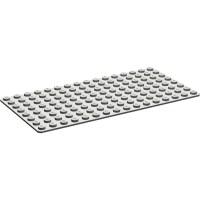 LEGO Dark Gray Baseplate 8 x 16 (3865)