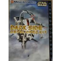LEGO Dark Side Developer Kit Set 9754 Instructions | Brick ...