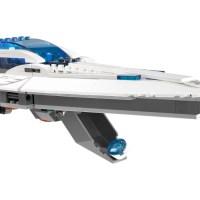 LEGO Darkseid Invasion Set 76028