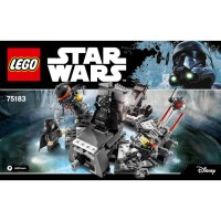 LEGO Darth Vader Transformation Set 75183 Instructions ...