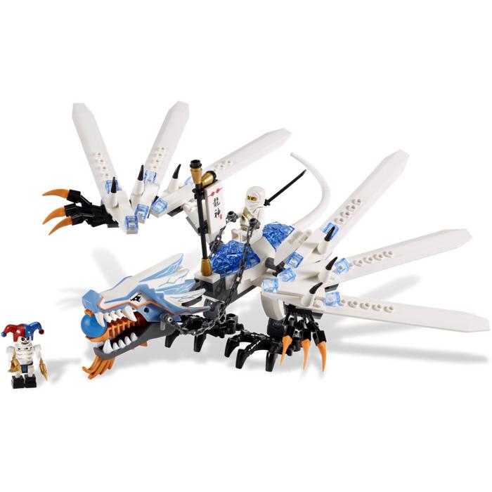 Lego Ice Dragon Attack Set 2260 Brick Owl Lego Marketplace
