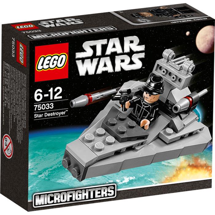 Lego Imperial Star Destroyer Set 75033