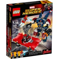 LEGO Iron Man: Detroit Steel Strikes Set 76077 | Brick Owl ...