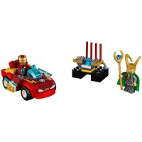 LEGO Iron Man vs. Loki Set 10721 | Brick Owl - LEGO ...
